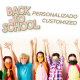 """""""YOU CHOOSE"""" CUSTOMIZED SCHOOL KIT. 5 REUSABLE HYGIENIC MASK WITH REUSABLE FILTERS PACK."""