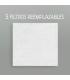 5 filtros reemplazables FFP2