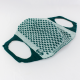 ADULT KIT. REUSABLE HYGIENIC MASK WITH 5 REUSABLE FILTERS.