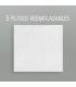 Kit Mascarilla Reutilizable con 5 filtros reemplazables