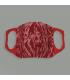 "Kit JUNGLE ""ANIMAL PRINT"" Mascarilla HIGIÉNICA Reutilizable con 5 filtros reemplazables FFP2"