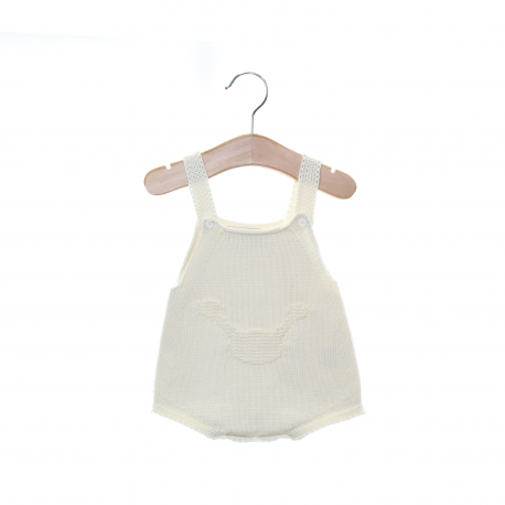 Pipichu's baby dress with silhouette
